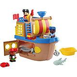 """Игровой набор Playgo """"Пиратский корабль"""""""