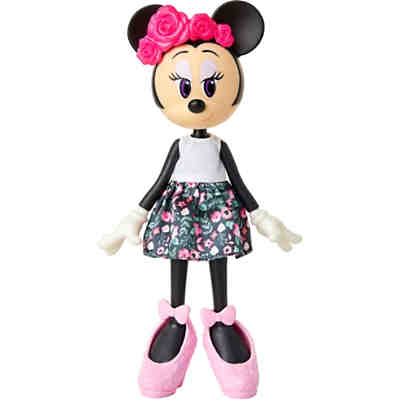 Modepuppe Minnie Mouse - Fabulous Floral