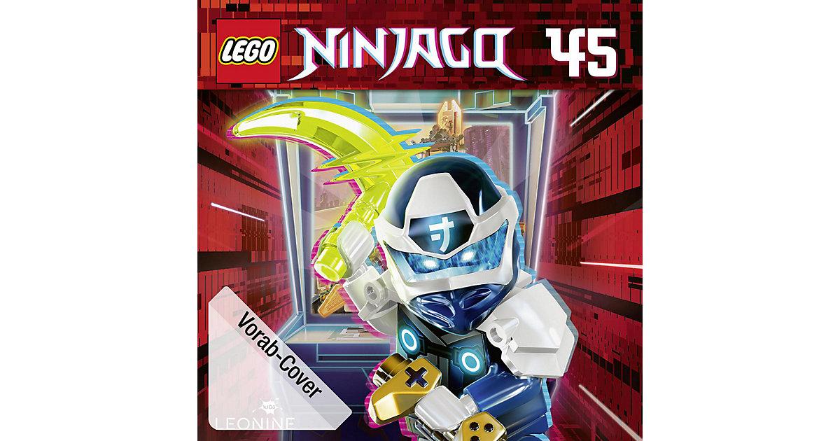 CD LEGO Ninjago - Das Jahr der Schlangen 45 Hörbuch