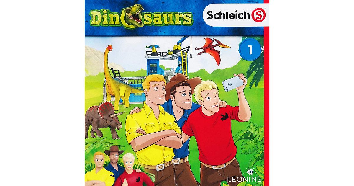 CD Schleich - Dinosaurs 01 Hörbuch