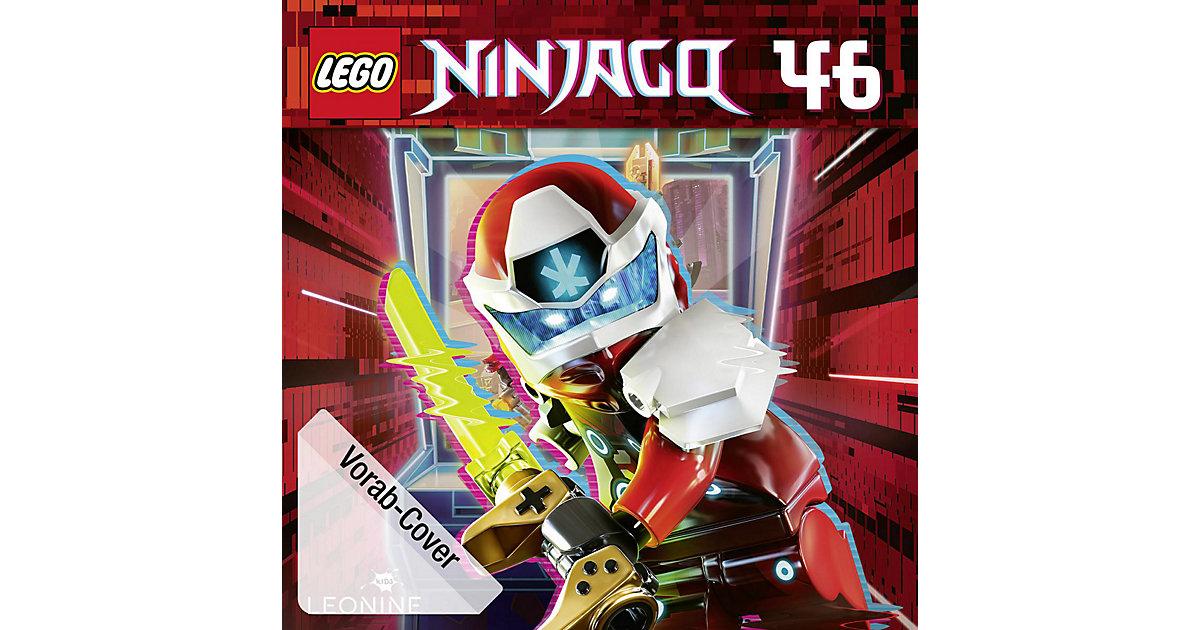 CD LEGO Ninjago - Das Jahr der Schlangen 46 Hörbuch