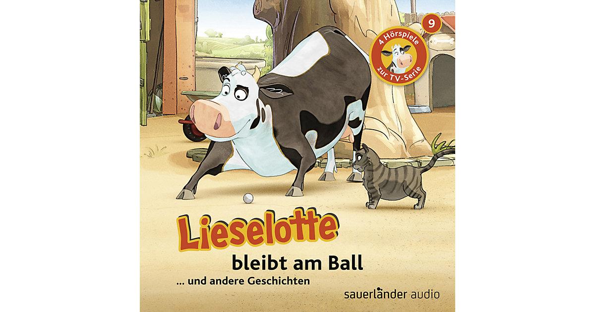 CD Lieselotte TV-Serie 09 - Lieselotte bleibt am Ball ua Hörbuch