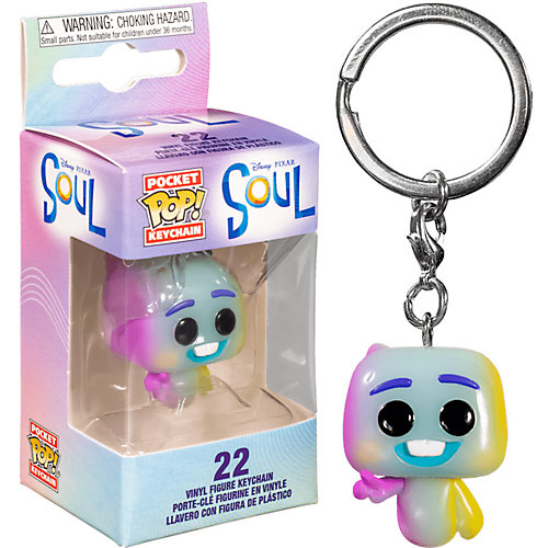 Брелок Funko Pocket POP! Keychain: Disney: Soul: 22, 1 47944-PDQ от Funko