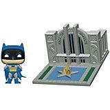 Фигурки Funko POP! Vinyl: Town: Batman 80th: Бэтмен и Зал справедливости, 44469