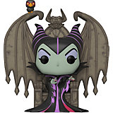 Фигурка Funko POP! Deluxe: Disney: Villains: Малифисента на троне, 49817