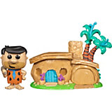 Фигурки Funko POP! Vinyl: Town: Flintstones: Фред и дом Флинстоунов, 47681