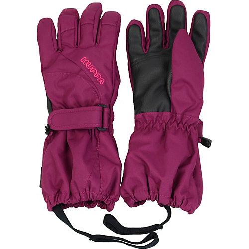Перчатки Huppa Josh - бордовый от Huppa