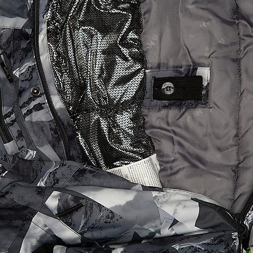 Утепленный комбинезон Huppa Mooley 2 - темно-серый от Huppa
