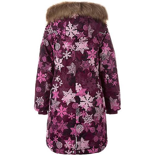 Утеплённая куртка Huppa Mona 2 - бордовый от Huppa