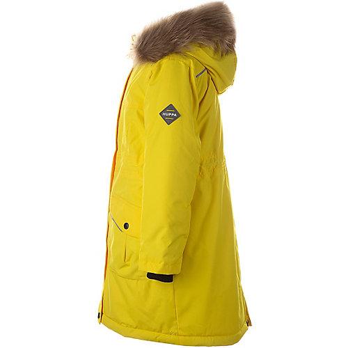 Утеплённая куртка Huppa Mona 2 - желтый от Huppa