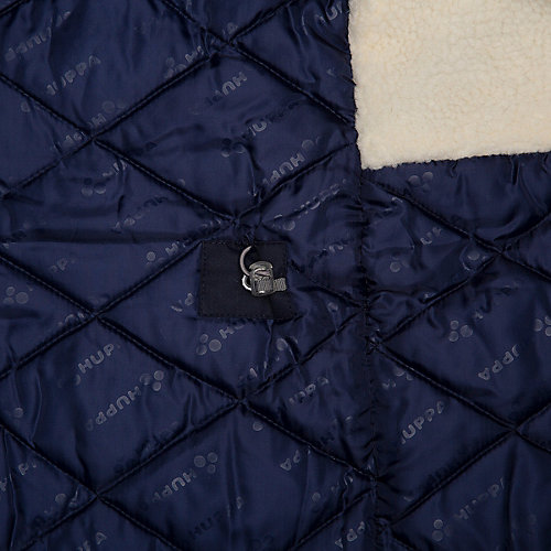Утеплённая куртка Huppa David - темно-синий от Huppa