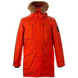 Утеплённая куртка Huppa David