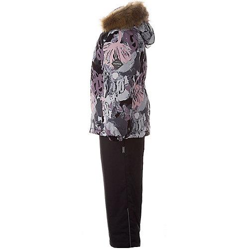 Комплект Huppa Wonder: куртка и полукомбинезон - черный от Huppa