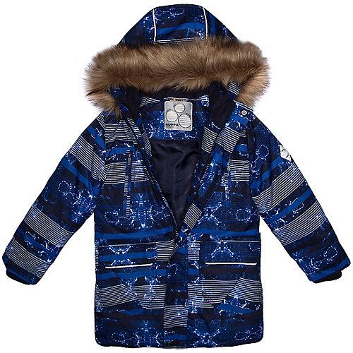 Утепленная куртка Huppa Vesper 2 - синий от Huppa