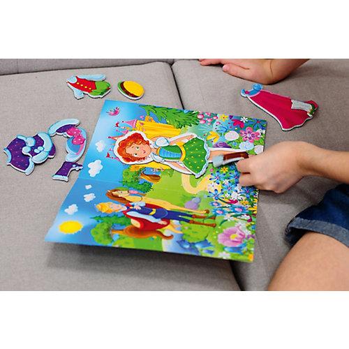 Магнитная игра-одевашка Vladi Toys Принцесса от Vladi Toys