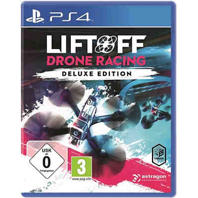 PS4 Liftoff: Drone Racing Deluxe Edition