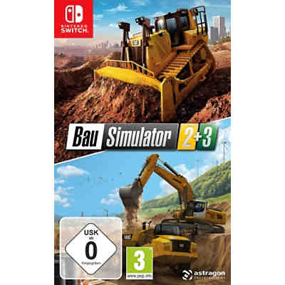 Nintendo Switch Bau Simulator 2+3
