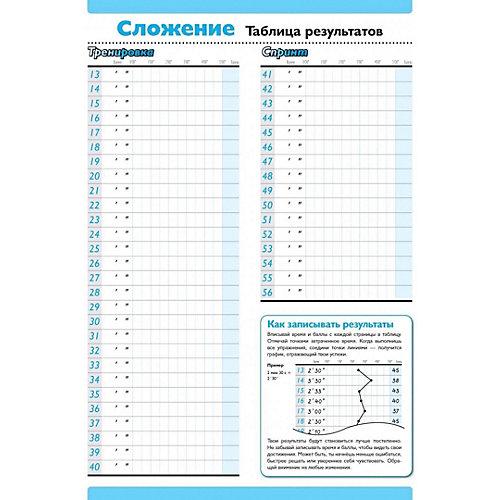 """Рабочая тетрадь по математике Kumon """"Сложение. Прибавляем числа от 1 до 9"""" от Манн, Иванов и Фербер"""