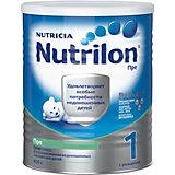 Специальная молочная смесь Nutrilon Пре 1 для недоношенных детей с 0 мес, 400 г