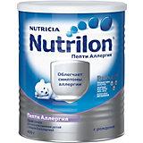 Специальная молочная смесь Nutrilon Пепти Аллергия с 0 мес, 24 шт по 400 г