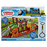 """Железная дорога Томас и его друзья """"Мост с переправой"""""""