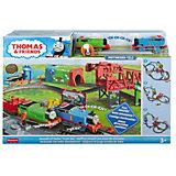 """Железная дорога Томас и его друзья """"День на острове Содор"""""""