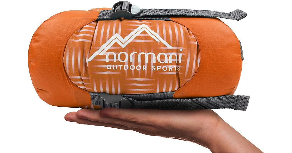 Ultralight Schlafsack Tinbo Schlafsäcke orange