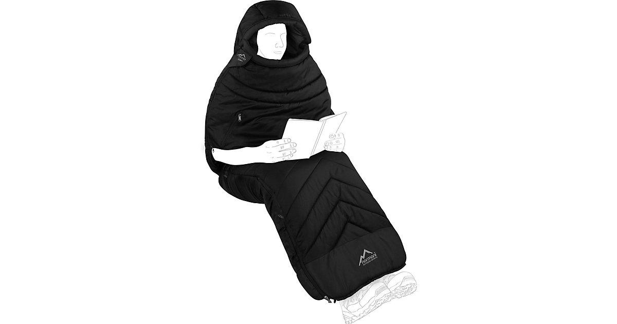 Schlafsack Kehno Schlafsäcke schwarz