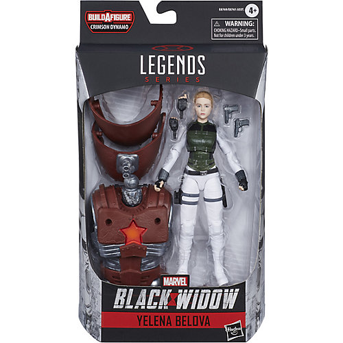 Фигурка Marvel Legends BLW Елена Белова, 15 см, E8761 от Hasbro