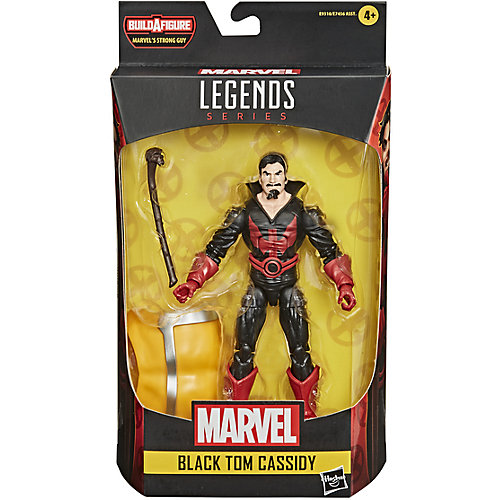 Фигурка Marvel Legends Deadpool Чёрный Том Кэссиди, 15 см, E7456 от Hasbro
