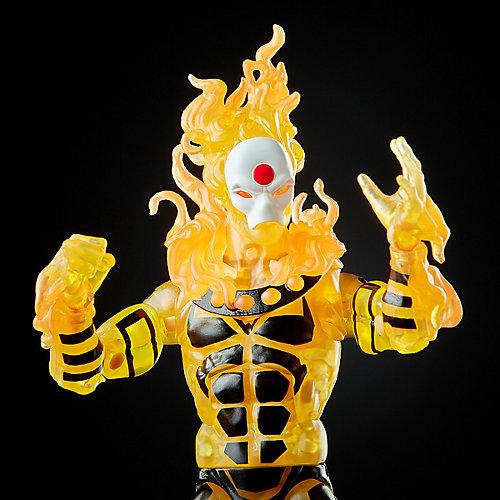 Фигурка Marvel Legends X-Men Солнечный огонь, 15 см, E7349 от Hasbro