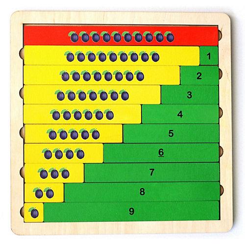 "Пазл Десятое королевство ""Арифметика. Состав числа"" от Десятое королевство"