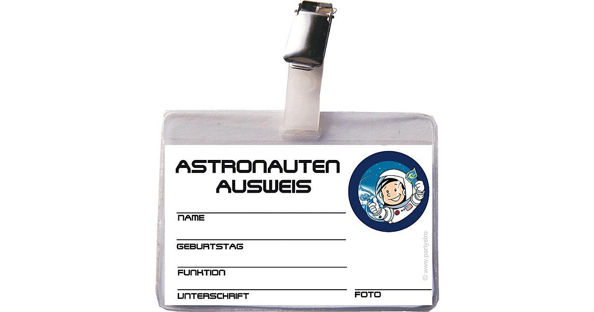 Ausweis Astronaut Flo (inkl. Hülle und Clip) Jungen Kinder