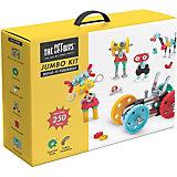 Конструктор The Offbits Jumbo Kit, 250 элементов