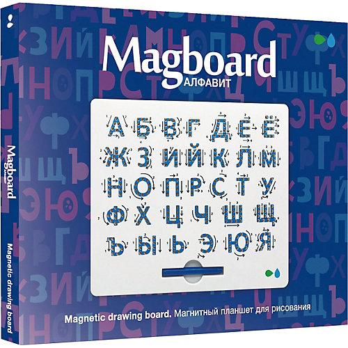 """Магнитный планшет для рисования Назад к истокам Magboard """"Алфавит"""" от Назад к истокам"""