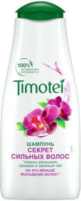 Шампунь для волос Timotei секрет сильных волос, 400 мл