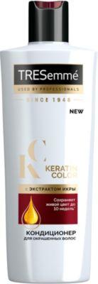 Кондиционер для волос Tresemme Keratin Color для окрашенных волос, 400 мл