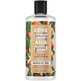 Гель для душа Love Beauty and Planet масло ши и сандаловое дерево, 400 мл
