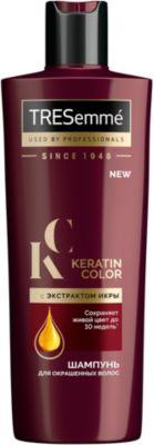 Шампунь для волос Tresemme Keratin Color для окрашенных волос, 400 мл