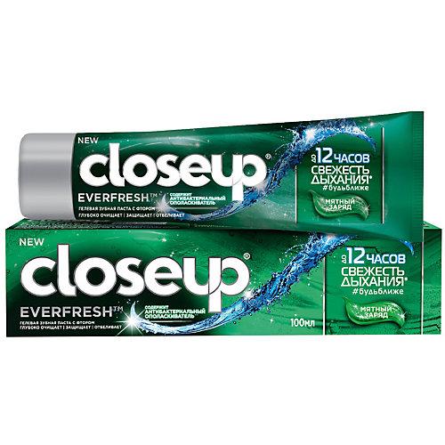 Зубная паста Unilever Closeup мятный заряд, 100 мл