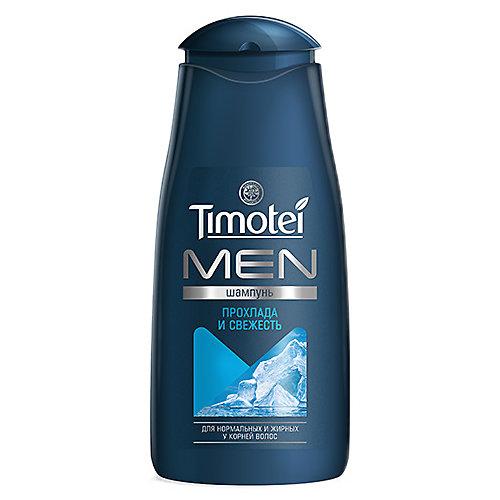Шампунь для волос Timotei Men прохлада и свежесть, 400 мл