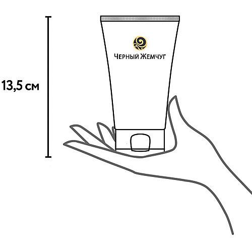Гель для умывания Черный Жемчуг для нормальной и комбинированной кожи, 120 мл