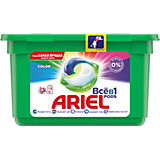 Капсулы для стирки Ariel Pods Color Всё в 1 капсуле, 12 шт