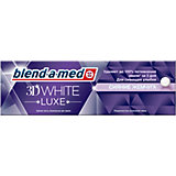 Зубная паста Blend-a-med 3D White Luxe Сияние жемчуга, 75 мл.