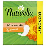 Женские ароматизированные ежедневные прокладки NATURELLA Calendula Tenderness (с ароматом календулы), 52 шт.