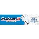 Зубная паста Blend-a-med Комплекс Экстра отбеливание, 100 мл.