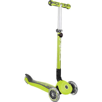 GLOBBER GO UP Deluxe lime grün