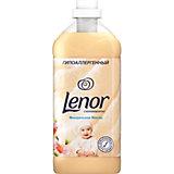 Кондиционер для белья Lenor Концентрат для чувствительной кожи Миндальное масло 2 л