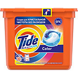 Капсулы для стирки Tide Color все в 1