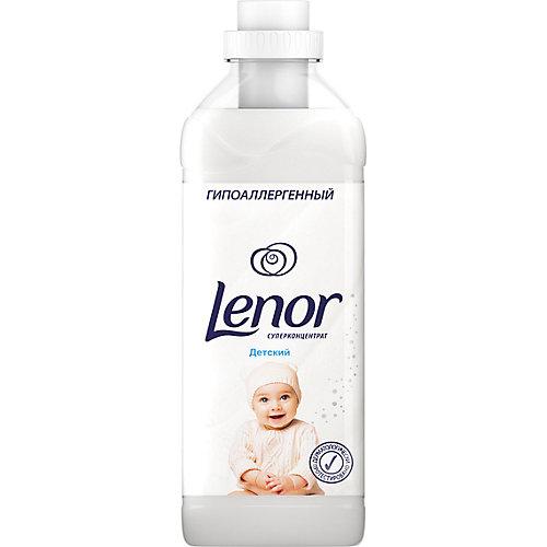 Кондиционер для белья Lenor Концентрат для чувствительной кожи Детский, 1 л